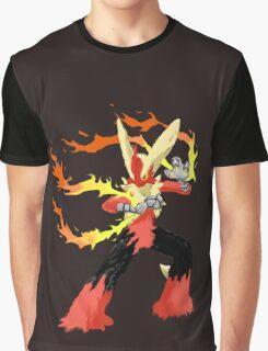 Pokemon - Mega Blaziken Graphic T-Shirt