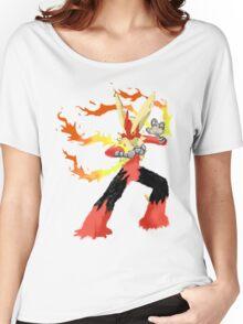 Pokemon - Mega Blaziken Women's Relaxed Fit T-Shirt