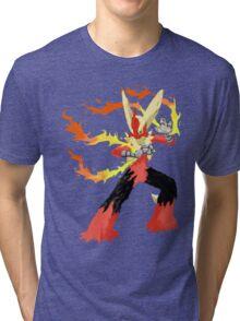 Pokemon - Mega Blaziken Tri-blend T-Shirt