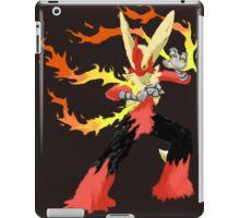 Pokemon - Mega Blaziken iPad Case/Skin