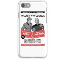 Captain vs. Captain iPhone Case/Skin