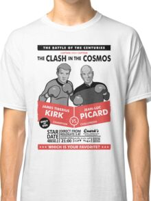 Captain vs. Captain Classic T-Shirt