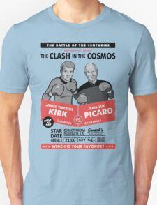 Captain vs. Captain T-Shirt