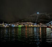 Tromso Harbour by mlphoto