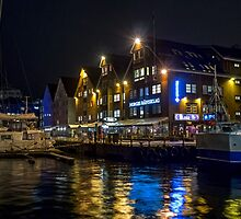 Tromso Quayside by mlphoto