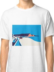 Sidmouth Seascape Classic T-Shirt