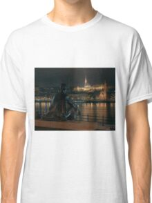 Poet on the Danube Classic T-Shirt