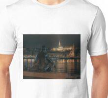 Poet on the Danube Unisex T-Shirt