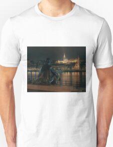 Poet on the Danube T-Shirt