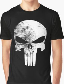 The Punisher Minimalist Graphic T-Shirt