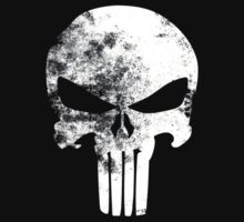 The Punisher Minimalist Kids Tee