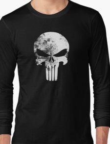The Punisher Minimalist Long Sleeve T-Shirt