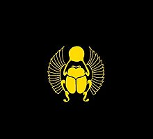 Egyptian Scarab  by moonbubble