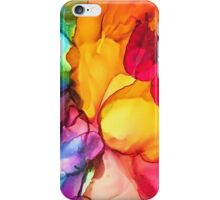 Flowing Flowers iPhone Case/Skin