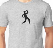 Homo Drunk - sign Unisex T-Shirt