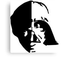 Luke Vader Canvas Print