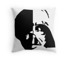 Luke Vader Throw Pillow