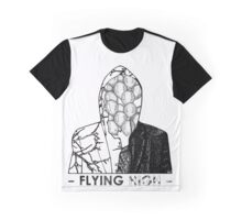 Flying High - Walking On Cars  Graphic T-Shirt