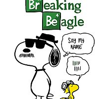 BReaking BEagle (white) by GreatDesignBR