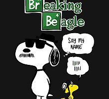 BReaking BEagle (grey) by GreatDesignBR