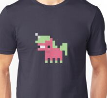 Pixel Art Unicorn Sweet Unisex T-Shirt