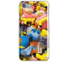 Pokemon plushies  iPhone Case/Skin