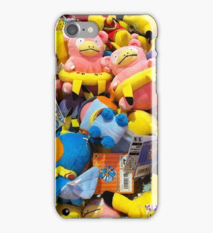 Pokemon plushies  iPhone Case/Skin