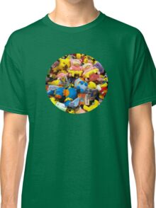 Pokemon plushies  Classic T-Shirt