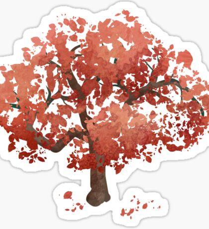 Japanese Maple Sticker