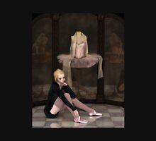 Student Ballerina Day Dreaming Unisex T-Shirt