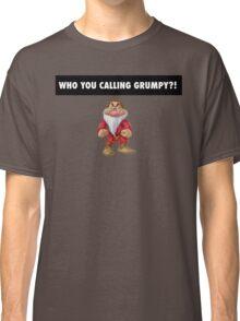 Who you calling grumpy?! Classic T-Shirt