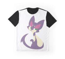 Purrloin Graphic T-Shirt