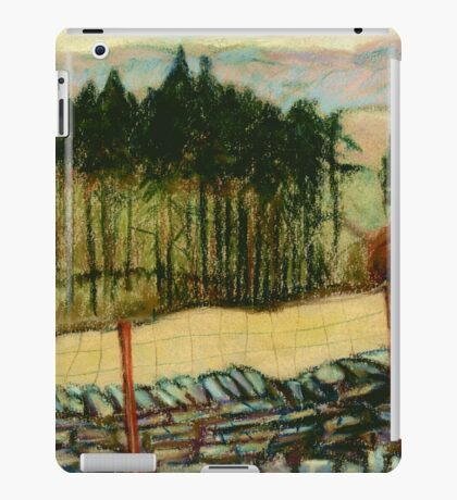 A North Yorkshire Landscape iPad Case/Skin