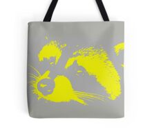 Richie in Grey and Yellow | Stanleigh and Friends Tote Bag