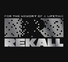 Rekall - Total Recall Kids Tee