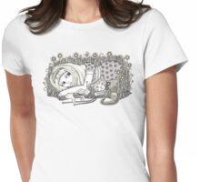 Alice (The Book with No Pictures) Womens Fitted T-Shirt