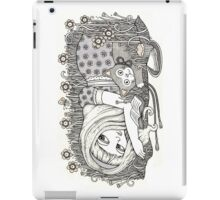 Alice (The Book with No Pictures) iPad Case/Skin