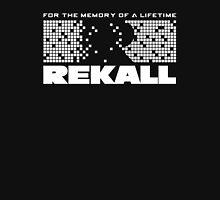 Rekall - Total Recall (White) Unisex T-Shirt