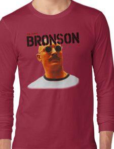 Bronson - Tom Hardy - T Shirt  Long Sleeve T-Shirt