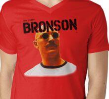 Bronson - Tom Hardy - T Shirt  Mens V-Neck T-Shirt
