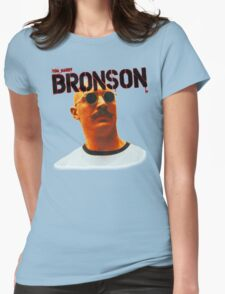 Bronson - Tom Hardy - T Shirt  Womens Fitted T-Shirt