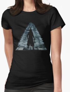 Bloodborne Womens Fitted T-Shirt