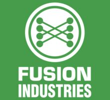Fusion Industries - Back to the Future (White) One Piece - Short Sleeve