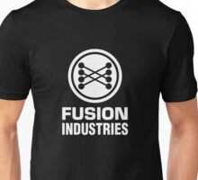 Fusion Industries - Back to the Future (White) Unisex T-Shirt