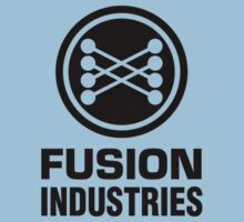 Fusion Industries - Back to the Future (Black) One Piece - Short Sleeve
