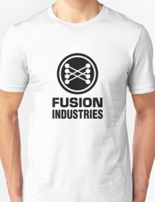 Fusion Industries - Back to the Future (Black) T-Shirt
