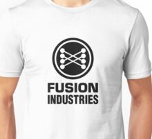 Fusion Industries - Back to the Future (Black) Unisex T-Shirt