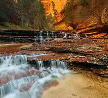 Archangel Falls by mikewheels