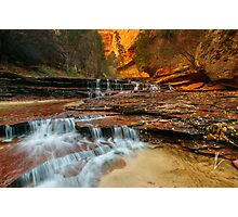 Archangel Falls Photographic Print
