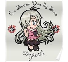 Chibi Elizabeth Poster